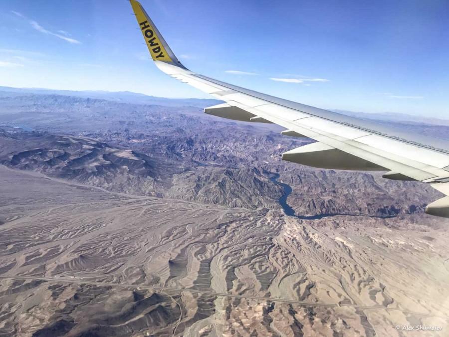 Пролетая над Невадой: новый роудтрип, летим в Вегас