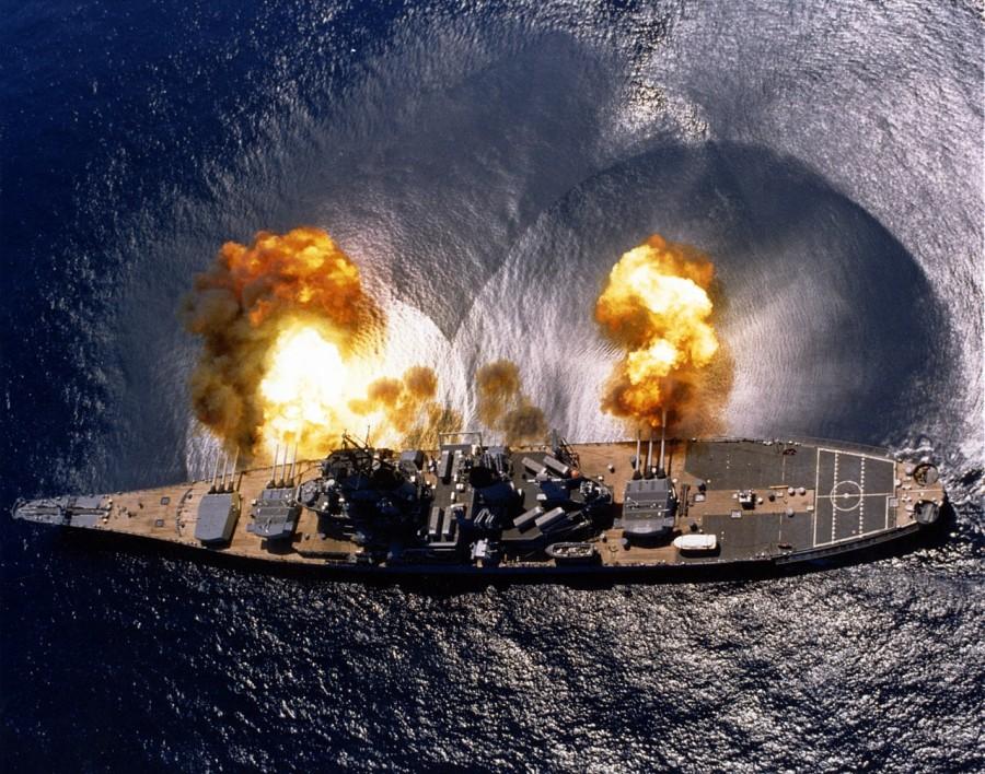 USS Iowa: последний линейный корабль в истории флота